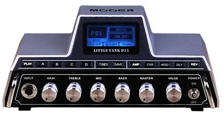 Mooer Little Tank D15