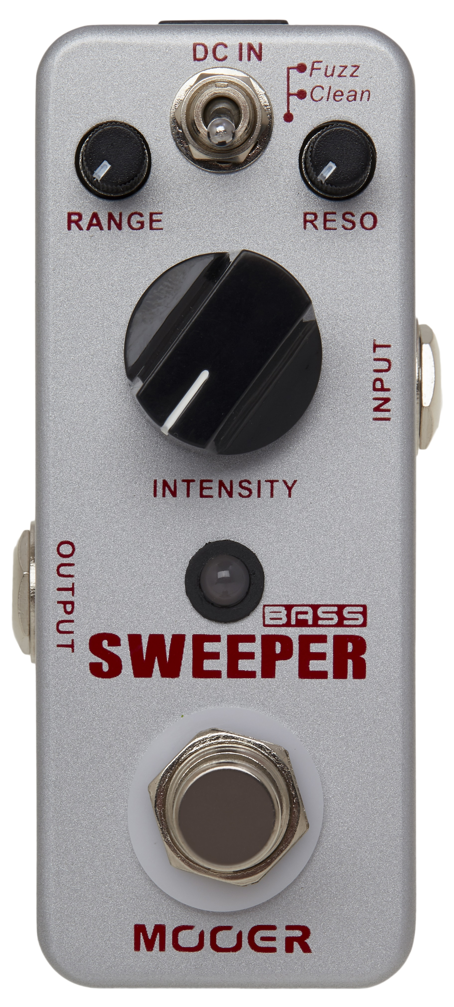 Fotografie Mooer Bass Sweeper