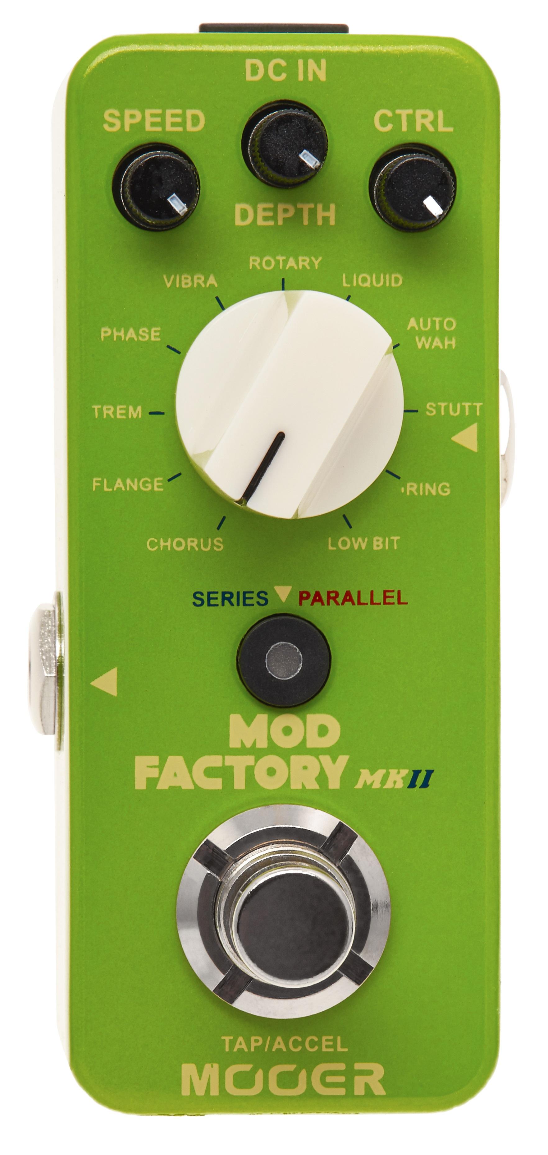 Mooer Mod Factory MKII