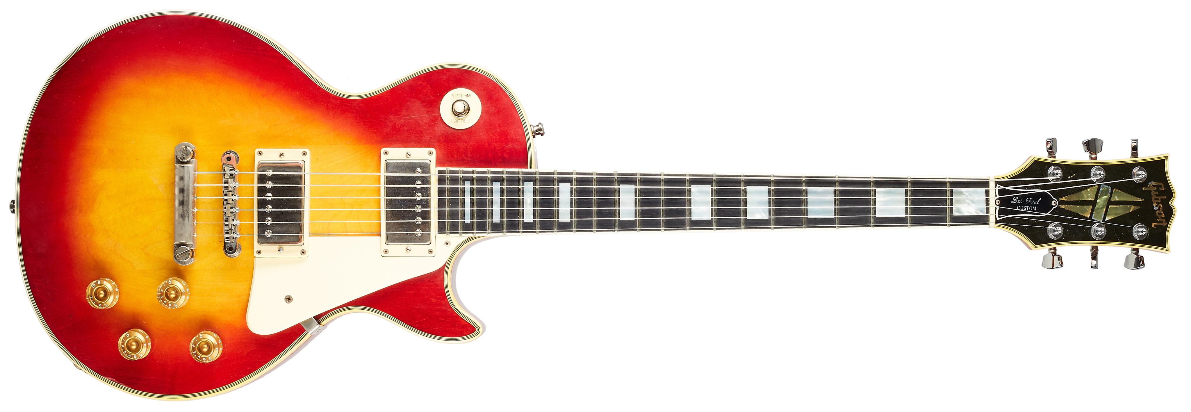 Gibson 1972 Les Paul Custom