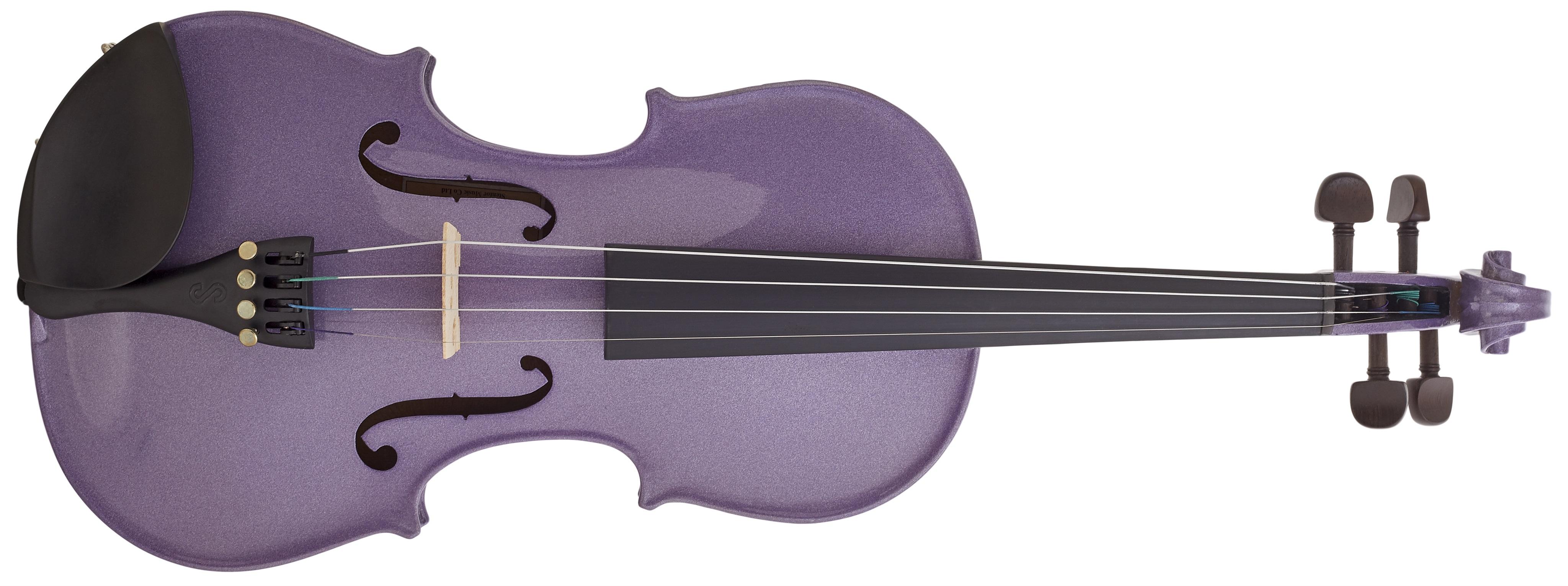 Stentor Harlequin Set Light Purple