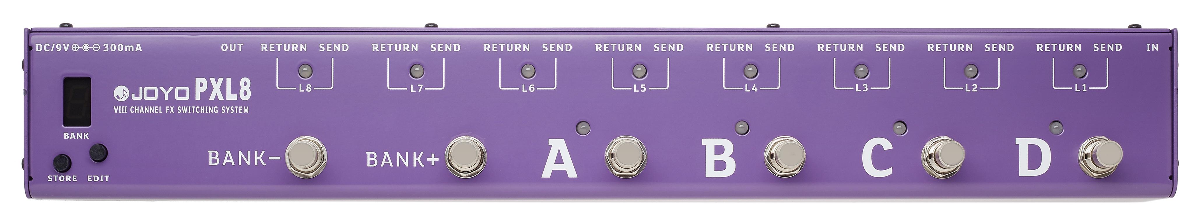 Joyo PXL8 Purple