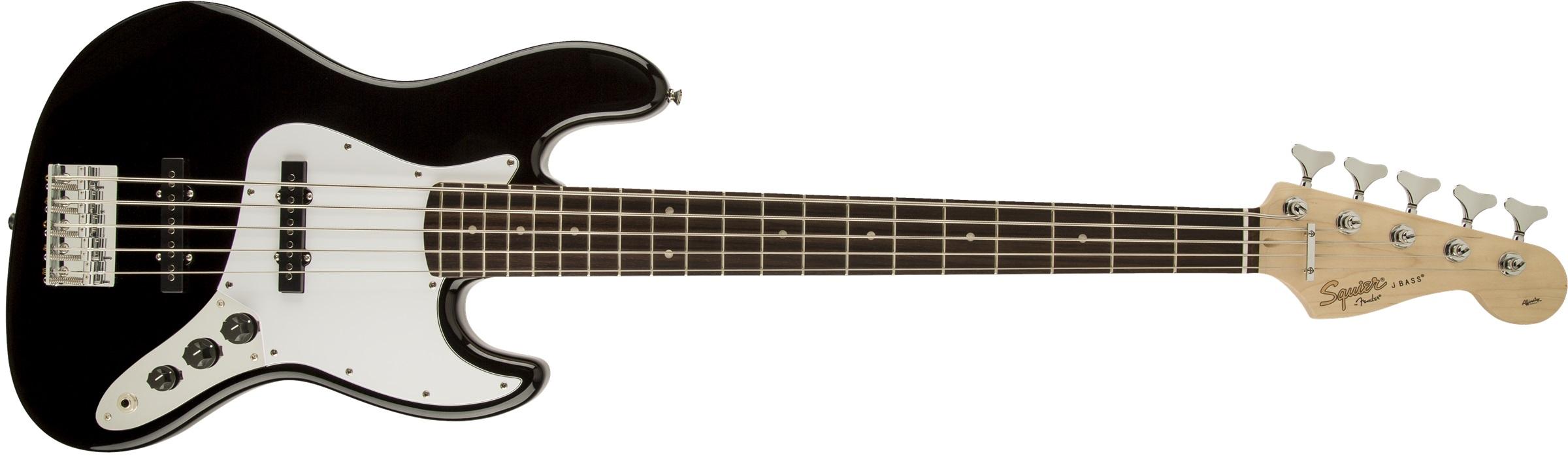 Fender Squier Affinity Jazz Bass V RW BK