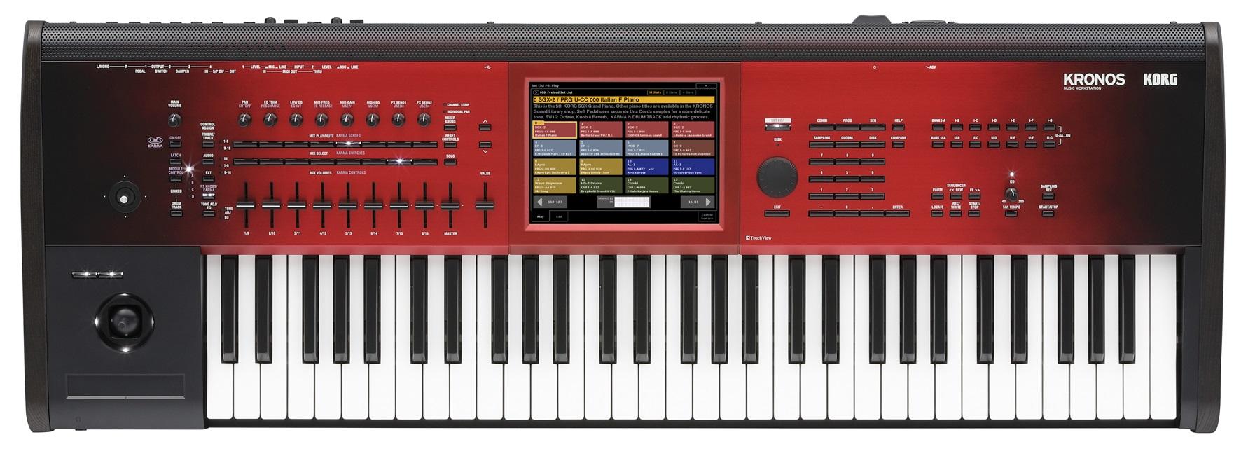 Korg KRONOS-61 SPECIAL EDITION