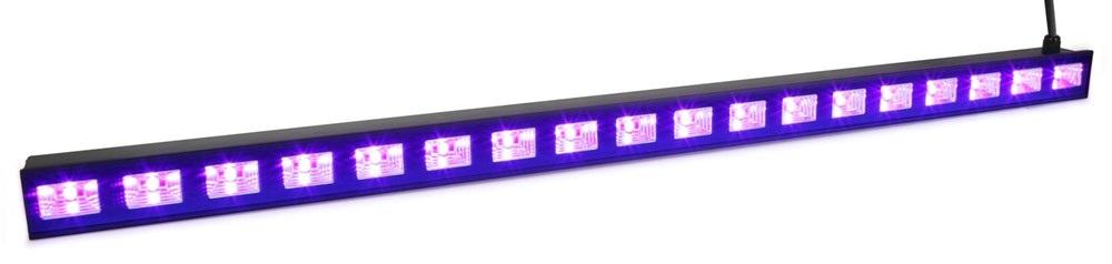 BeamZ LED UV Bar 18x 3W