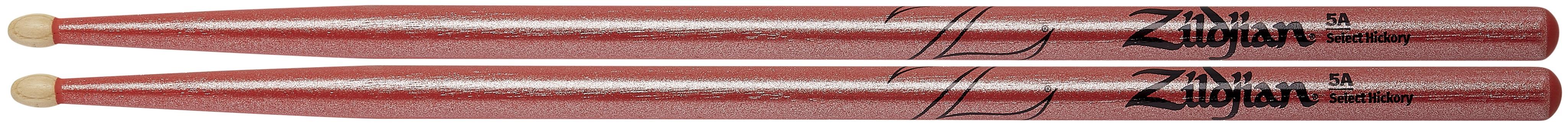 Zildjian 5A Chroma Pink (Metallic Paint)