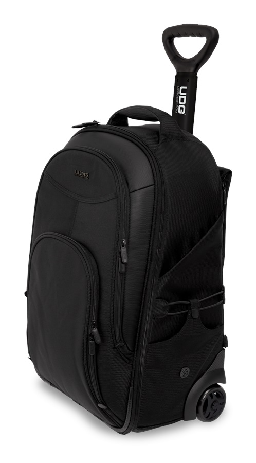 "UDG Creator Wheeled Laptop Backpack Black 21"" Version 3"