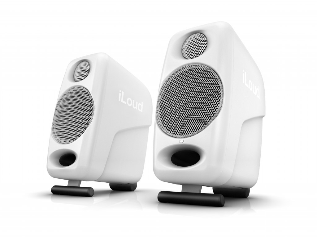 IK Multimedia iLoud Micro Monitor - White Special Edition