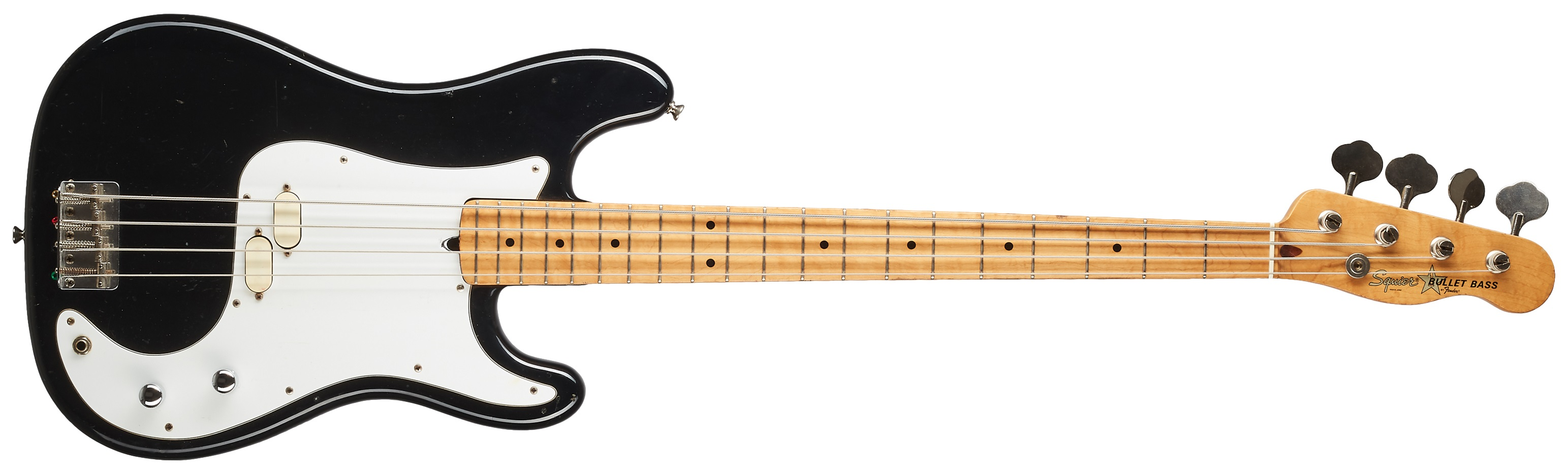 """Fender Squier 1985 Bullet Bass 34"""" Japan SQ Serial"""