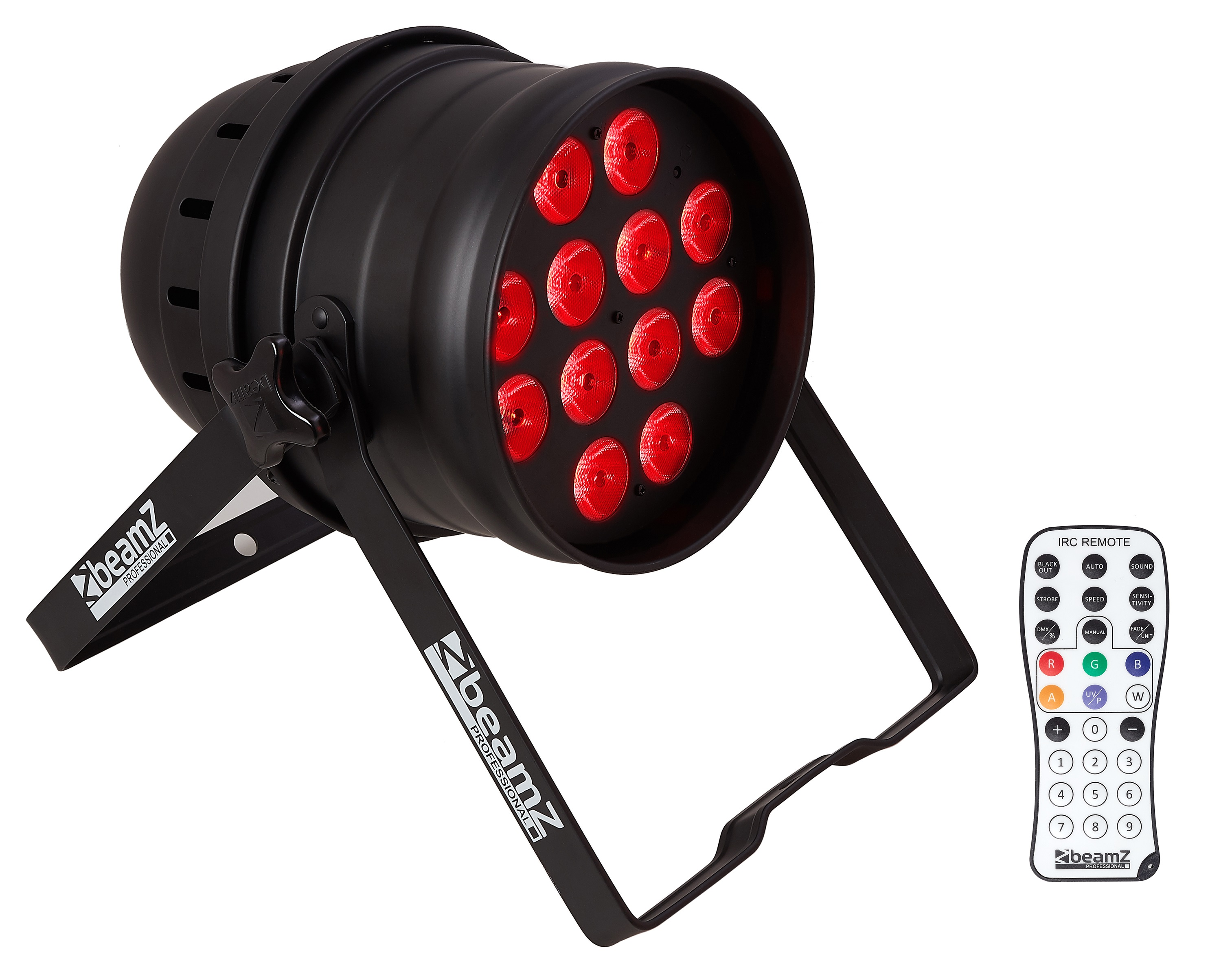 BeamZ LED PAR-64 HEX 12x18 W
