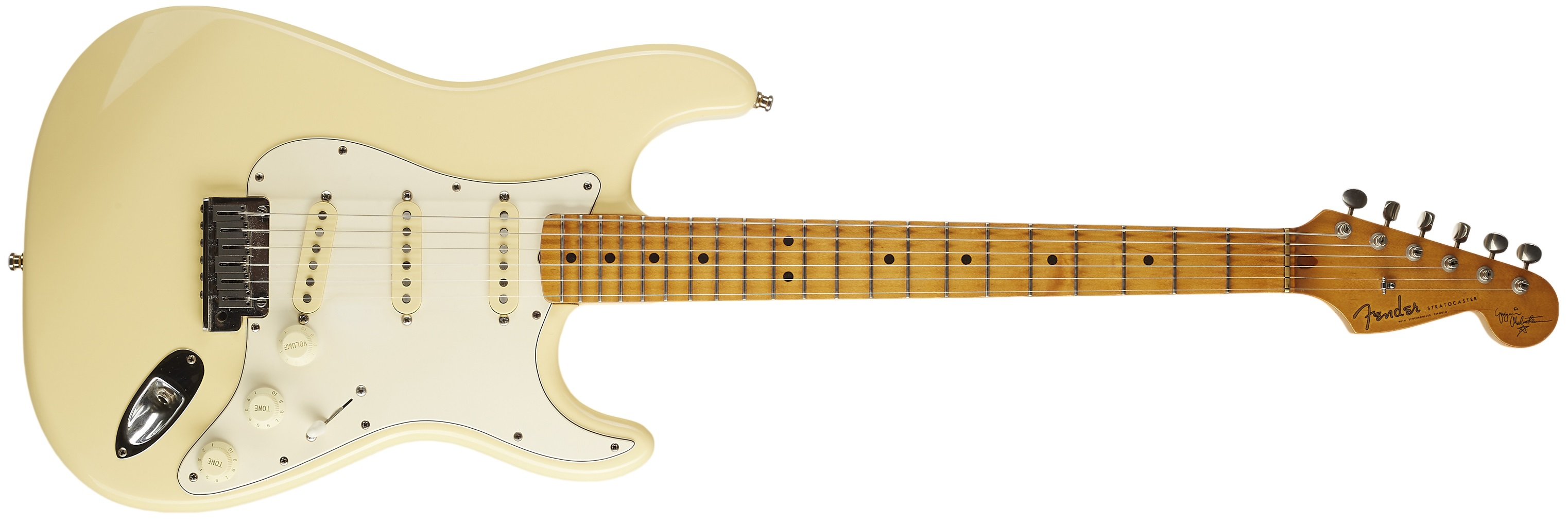 Fender 1989 Yngwie Malmsteen Signature Stratocaster