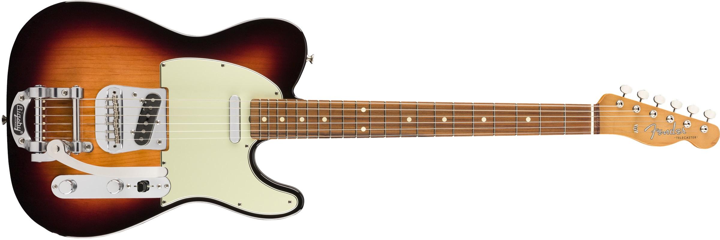 Fender Vintera 60s Telecaster Bigsby PF 3CS