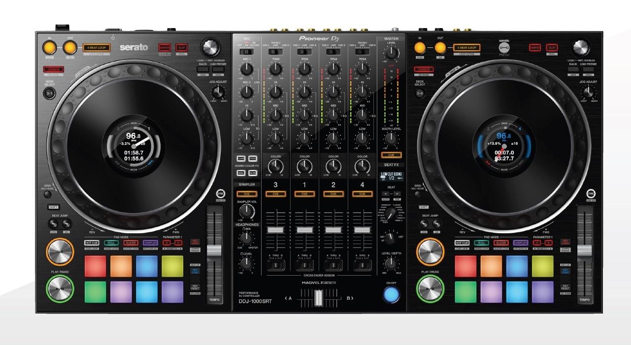 Pioneer DJ DDJ-1000SRT (použité)