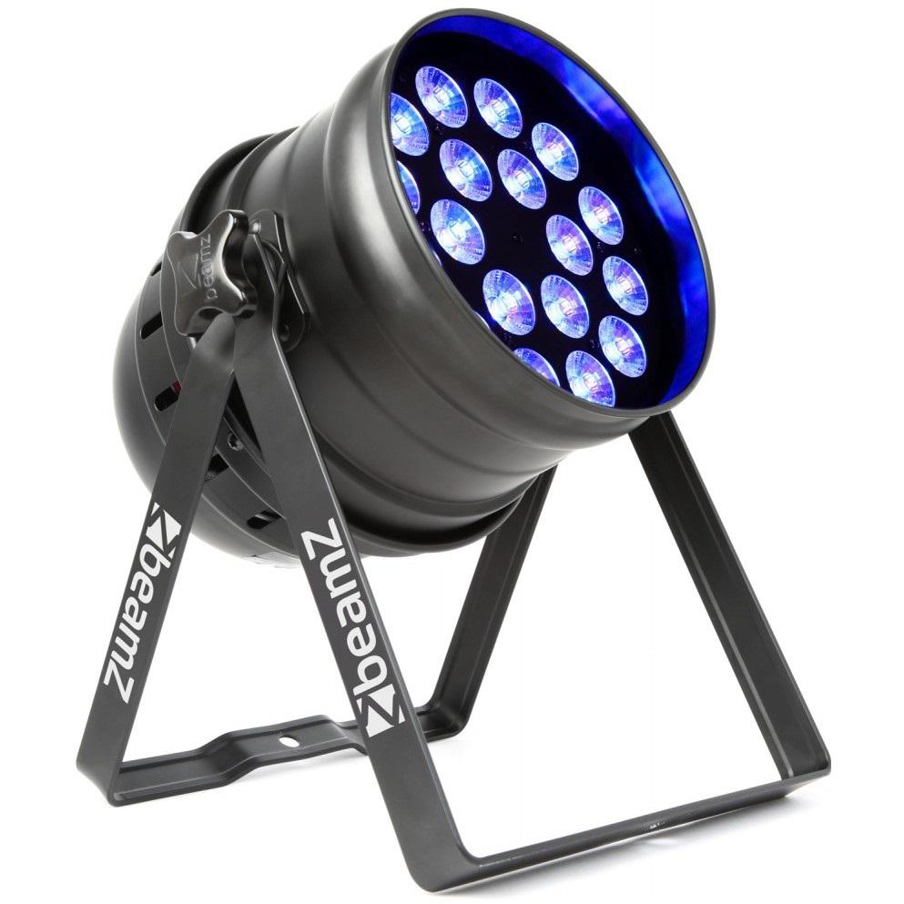 BeamZ LED PAR 64 18x 6W RGBW