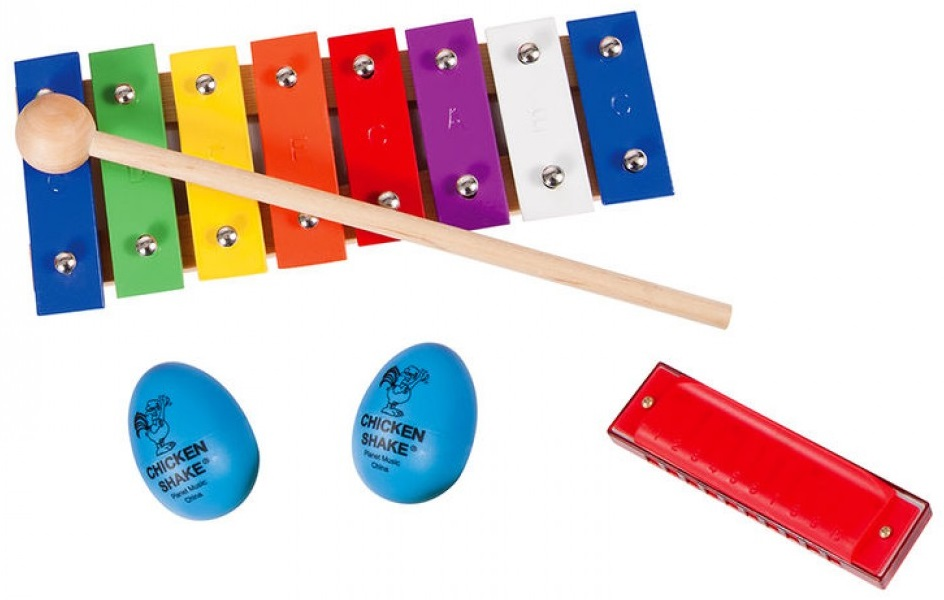 PP World Percussion PK08 Music Box