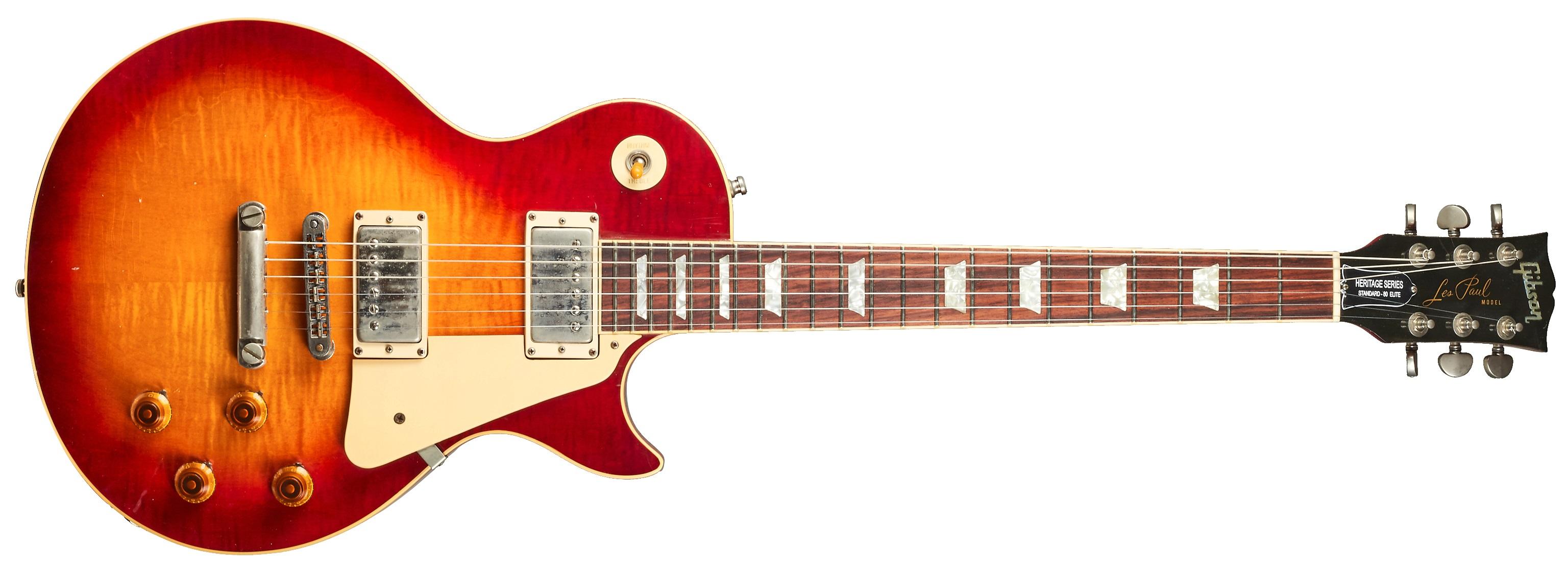 Gibson 1981 Les Paul Heritage Standard