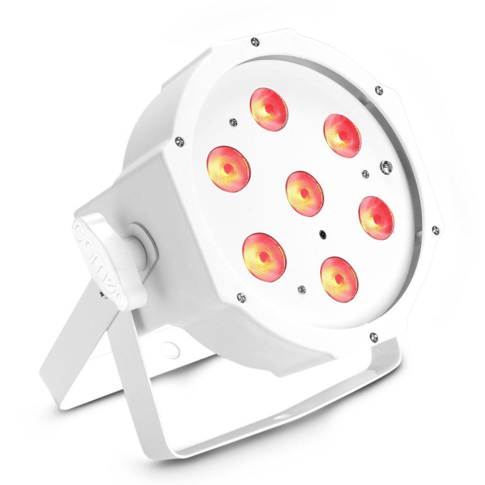 CAMEO FLAT PAR 1 RGBW IR WH (použité)