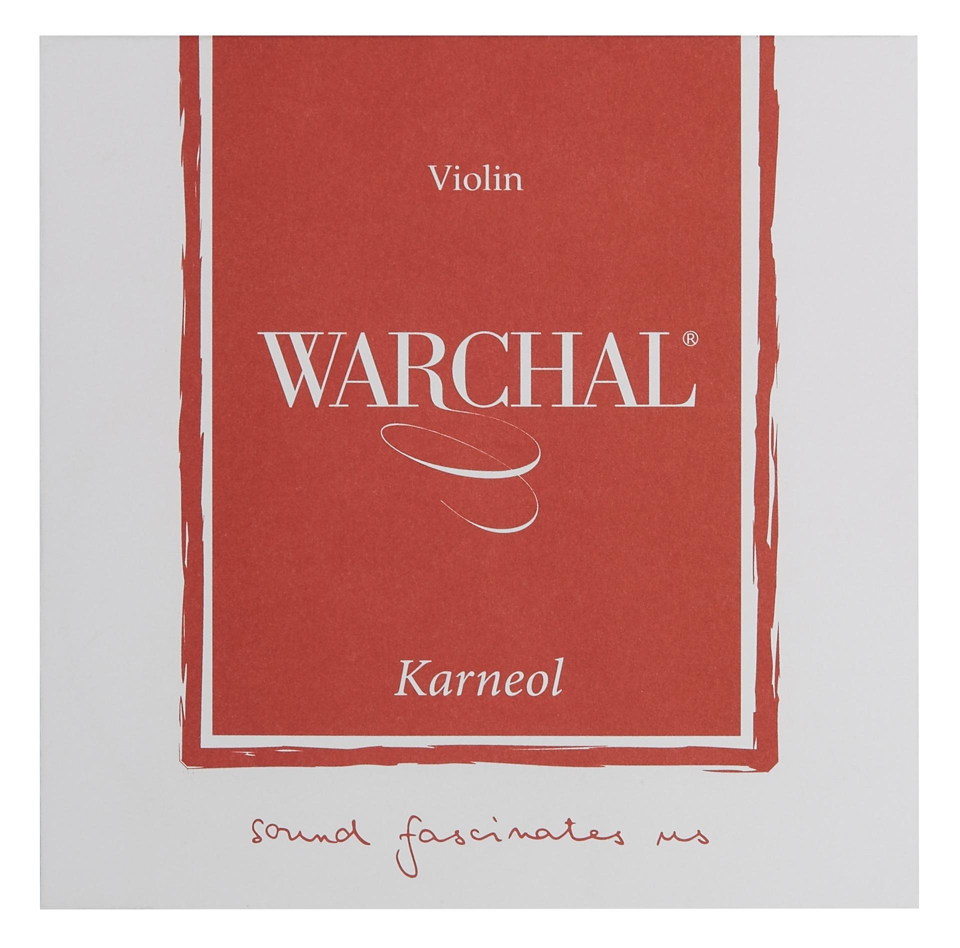 Warchal Karneol 500 Set Vln