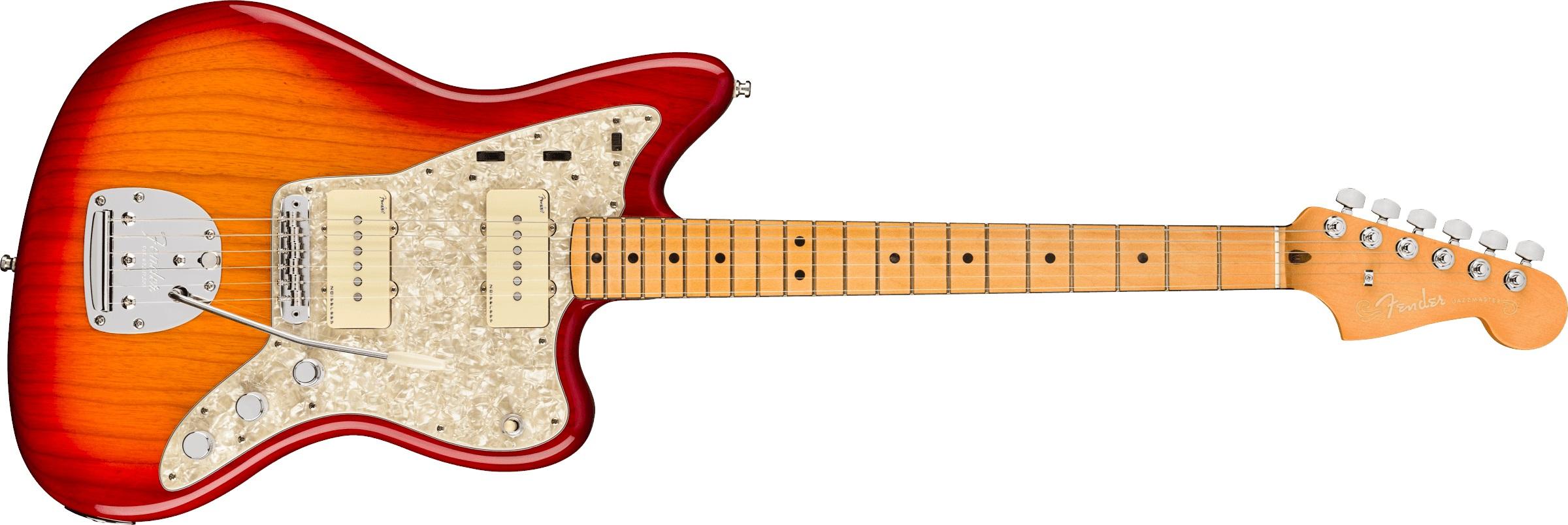 Fender American Ultra Jazzmaster MN PRB