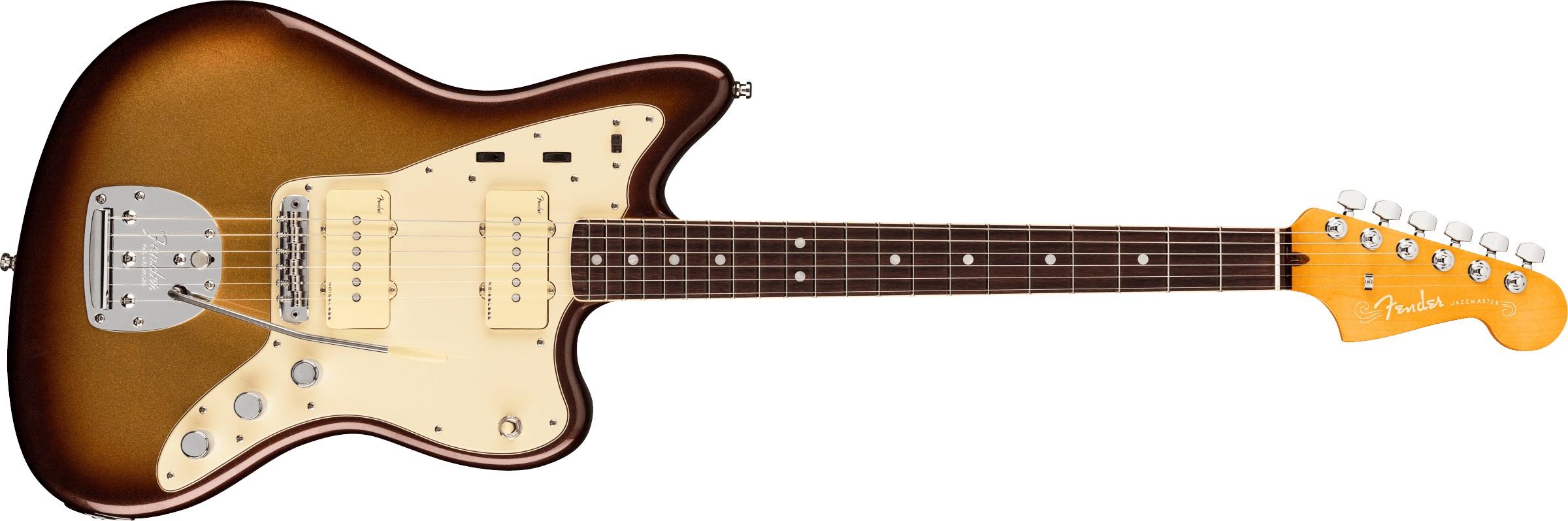 Fender American Ultra Jazzmaster RW MB