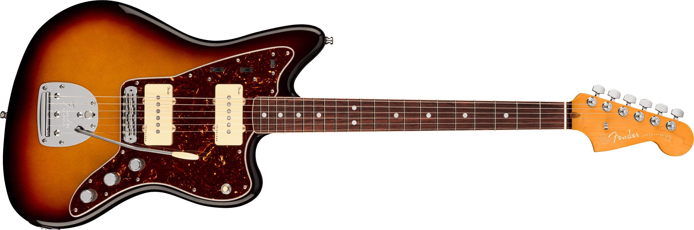 Fender American Ultra Jazzmaster RW UB