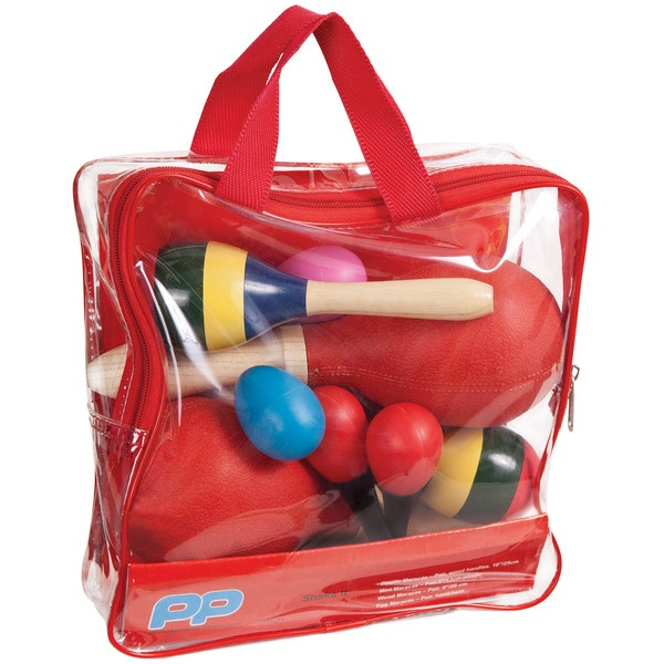 PP World Percussion Shake It Pack