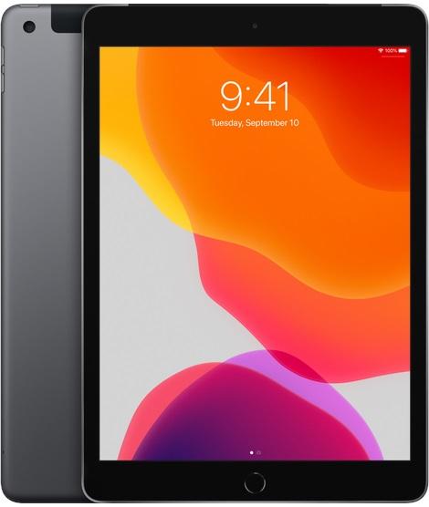 """APPLE iPad 10.2"""" Wi-Fi 128GB Space Grey"""