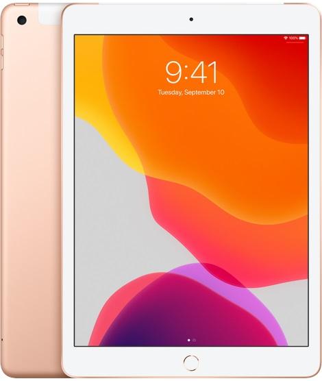 """APPLE iPad 10.2"""" Wi-Fi 32GB Gold"""