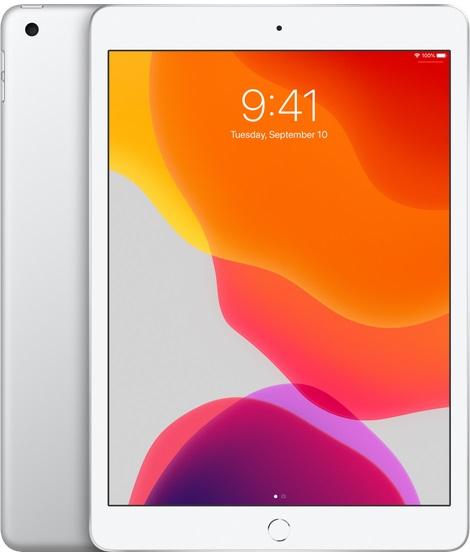 """APPLE iPad 10.2"""" Wi-Fi 32GB Silver"""