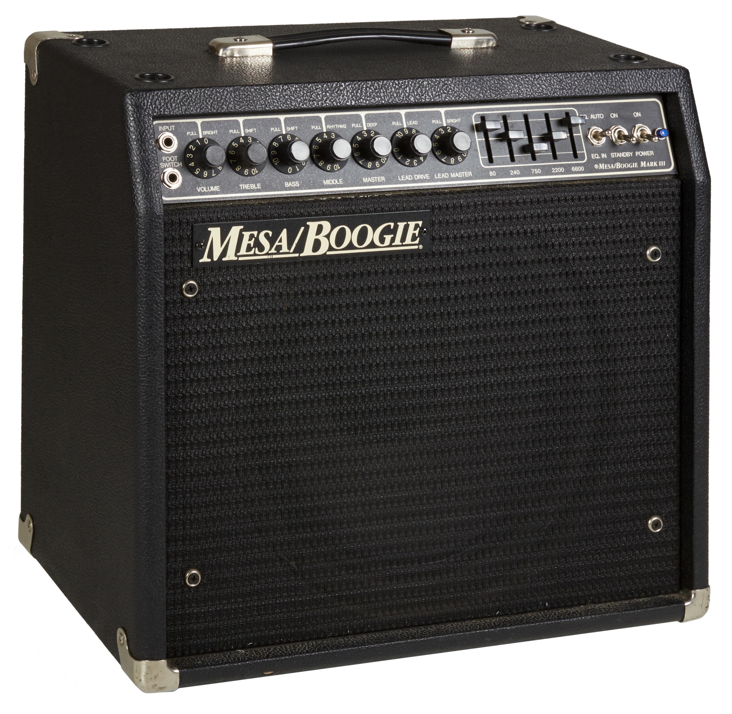 Mesa Boogie 1996 Mark III Blue Stripe