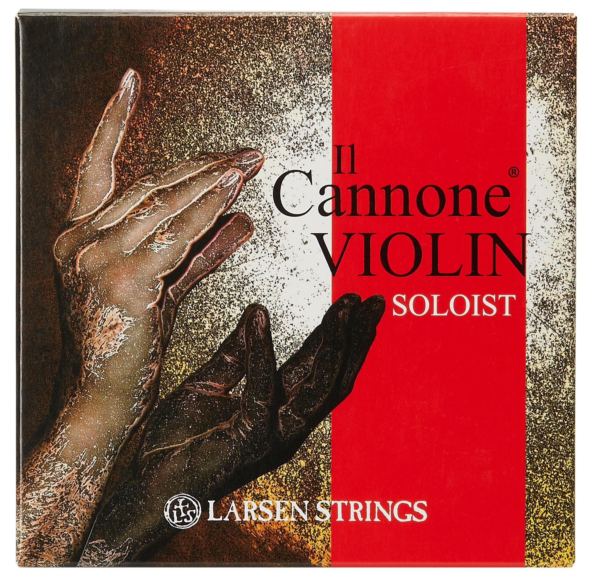 Larsen Il Cannone Solist set