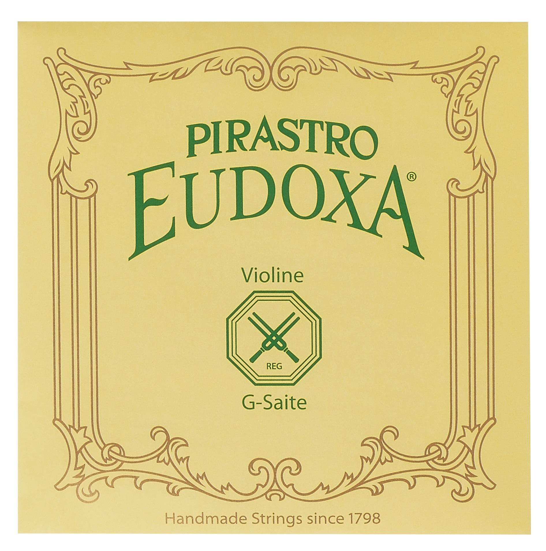 Pirastro Eudoxa Vln Set E-ball medium