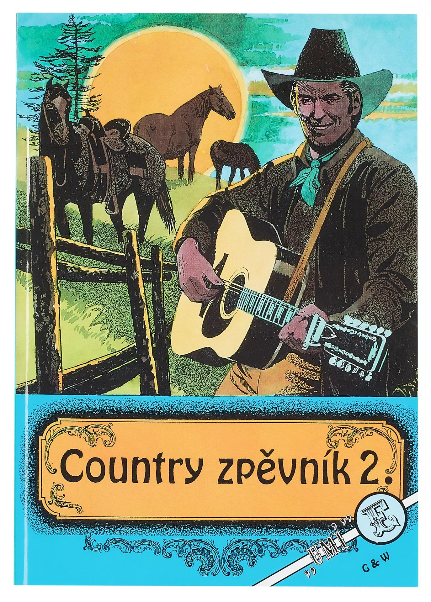 KN Country zpěvník 2. díl