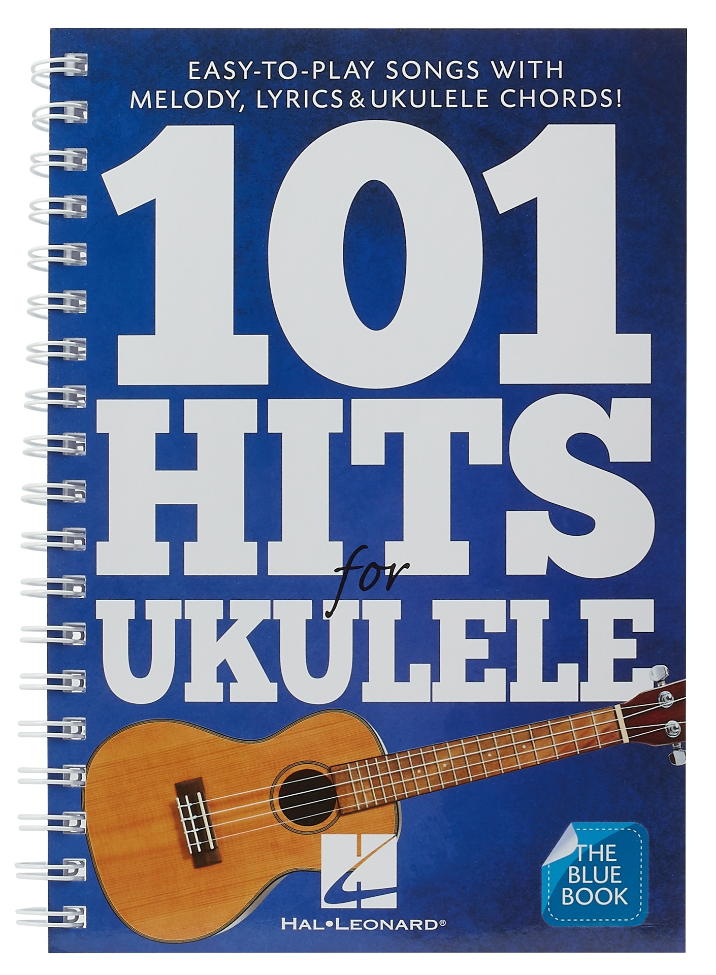 MS 101 Hits For Ukulele (Blue Book)