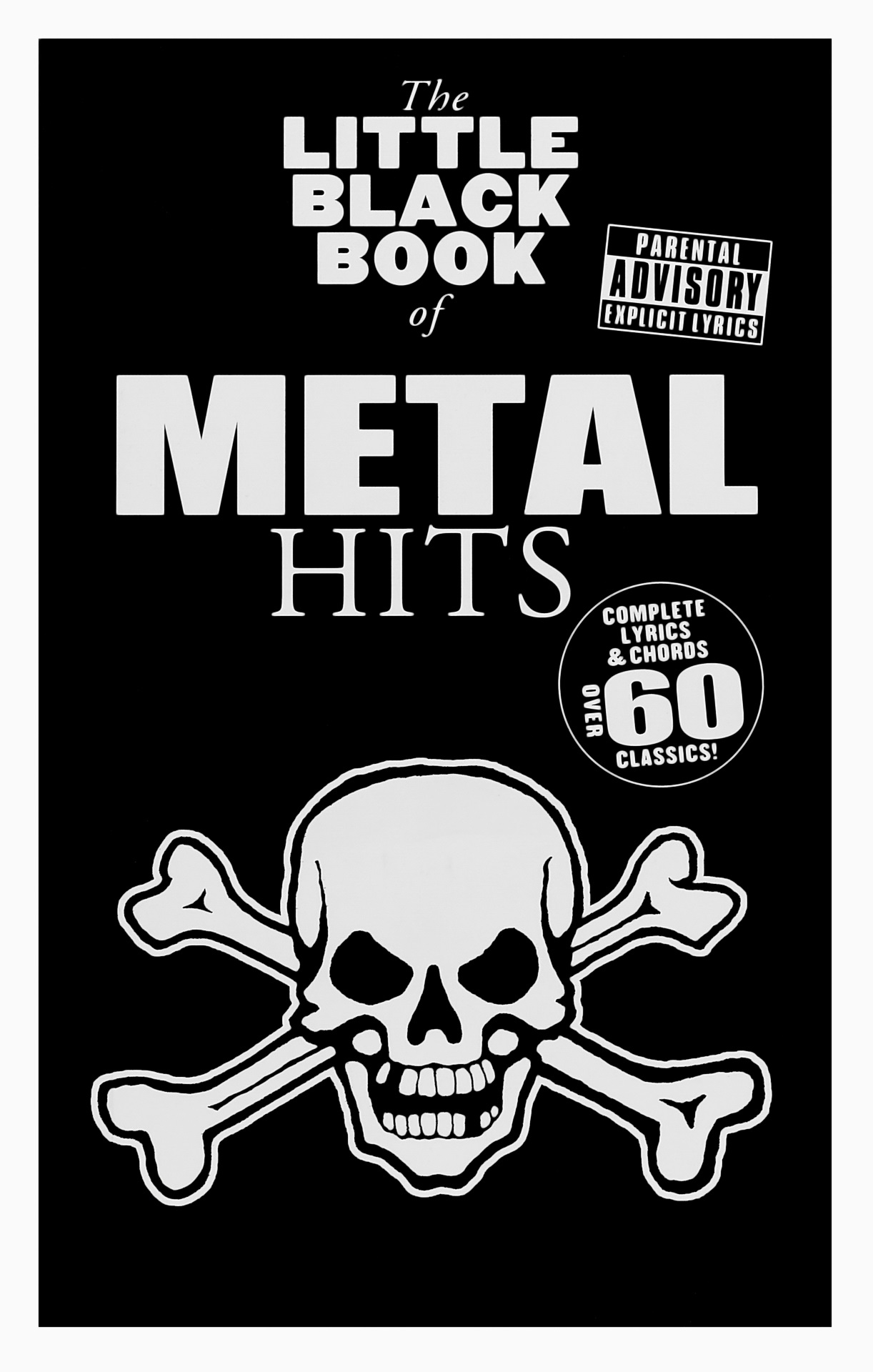 MS The Little Black Songbook: Metal