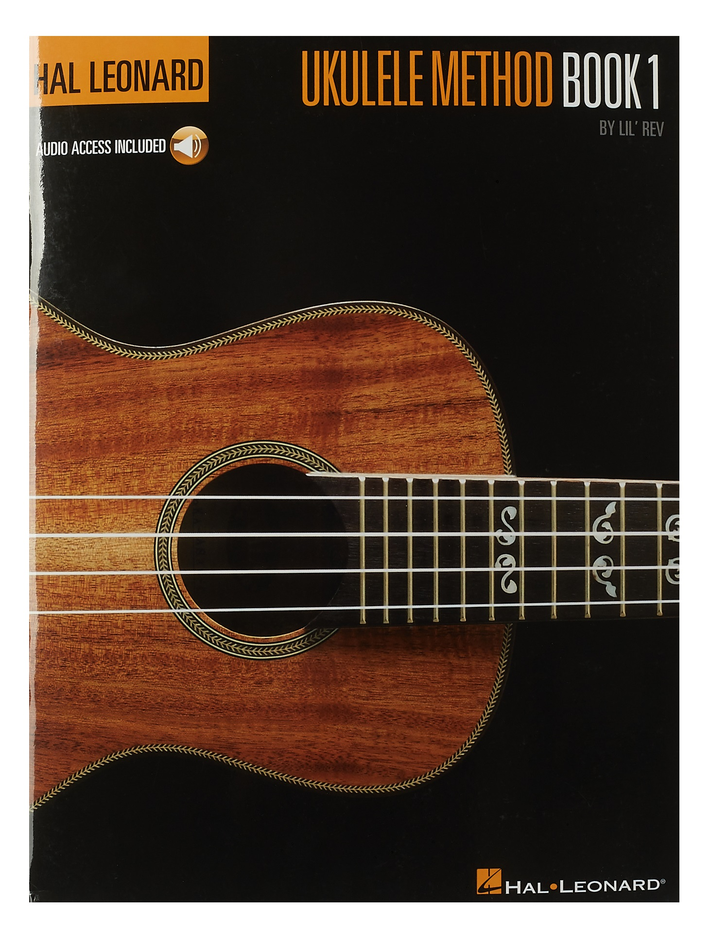MS Hal Leonard Ukulele Method: Book 1