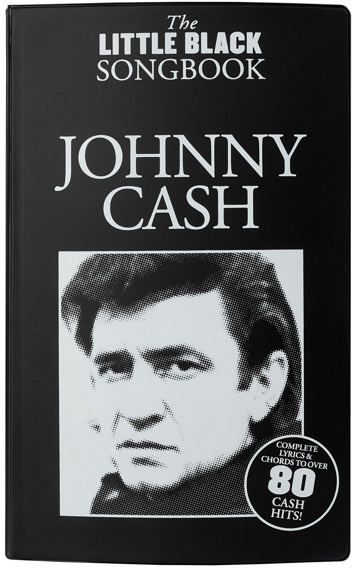 MS The Little Black Songbook: Johnny Cash
