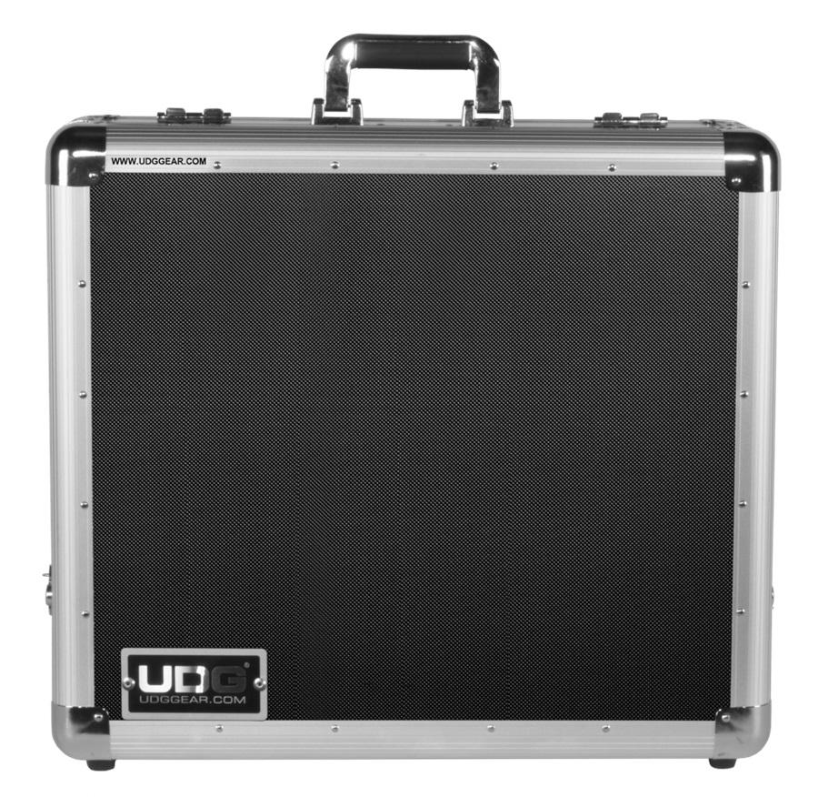 Levně UDG Ultimate Pick Foam Flight Case Multi Format L Silver