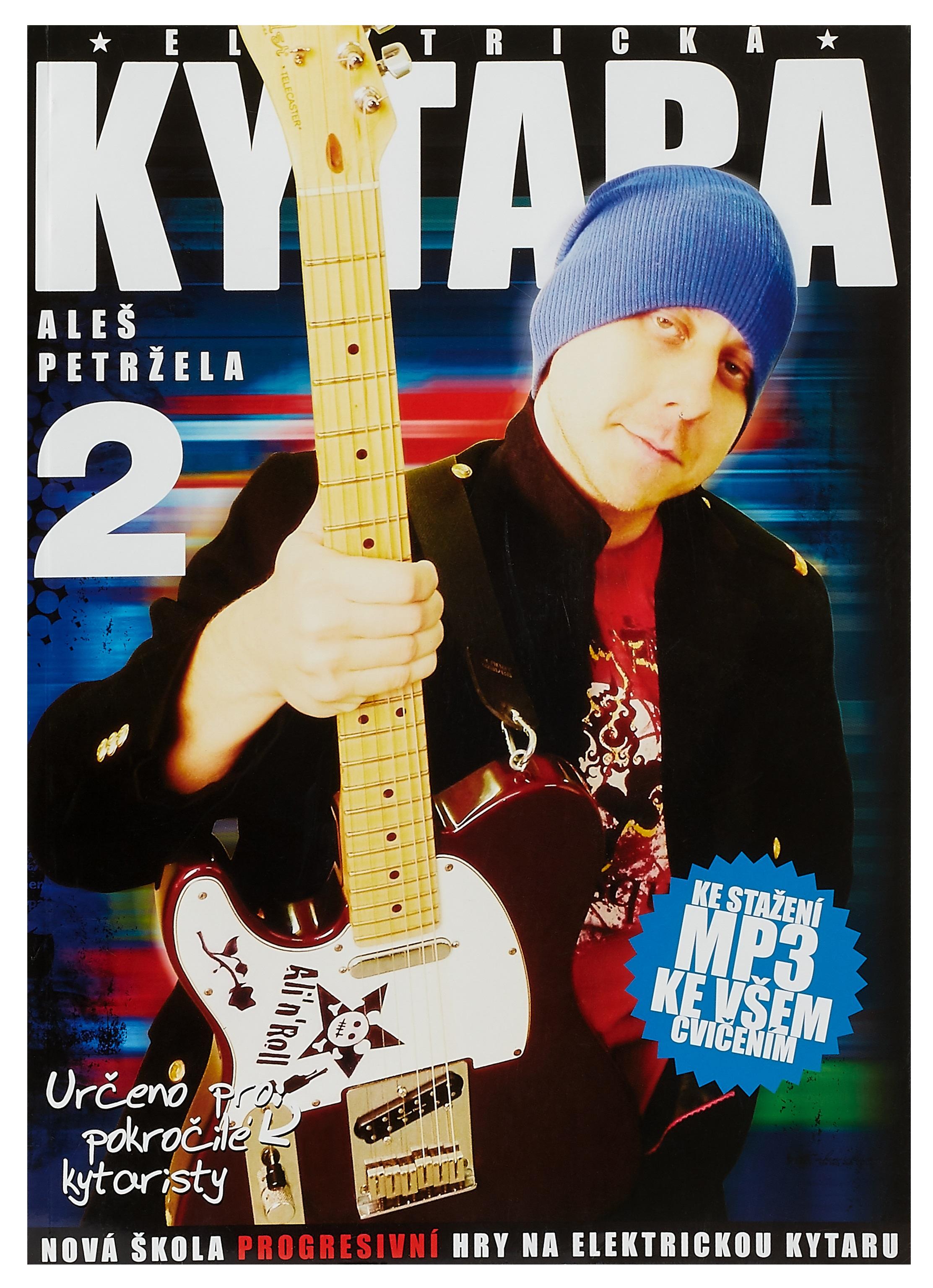 Fotografie Muzikus Elektrická kytara 2 - Aleš Petržela