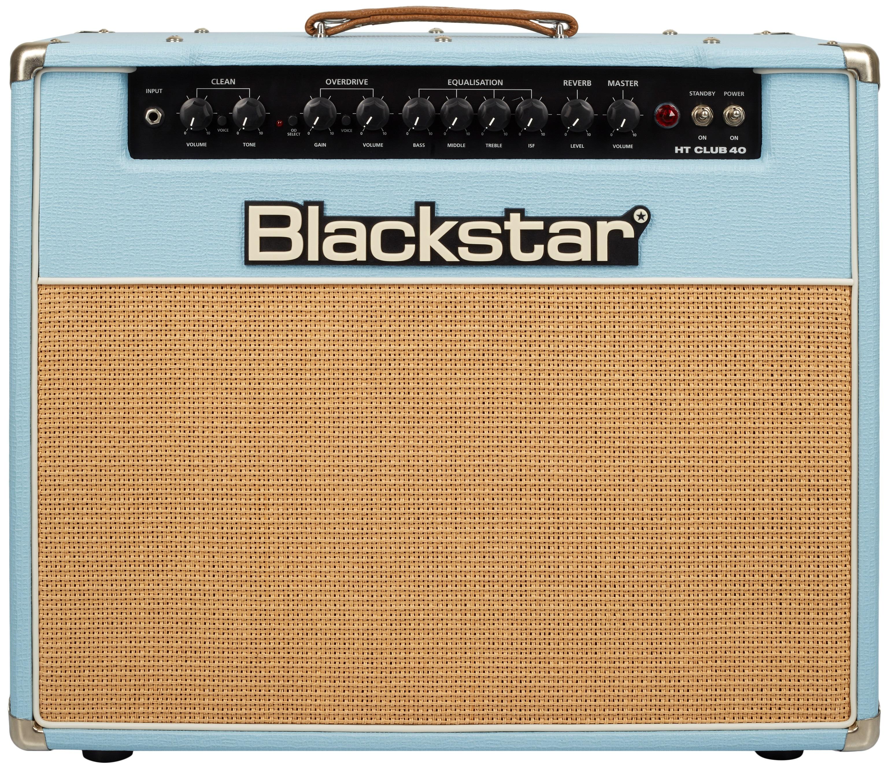 Blackstar HT Club 40 BLUE Limited Edition