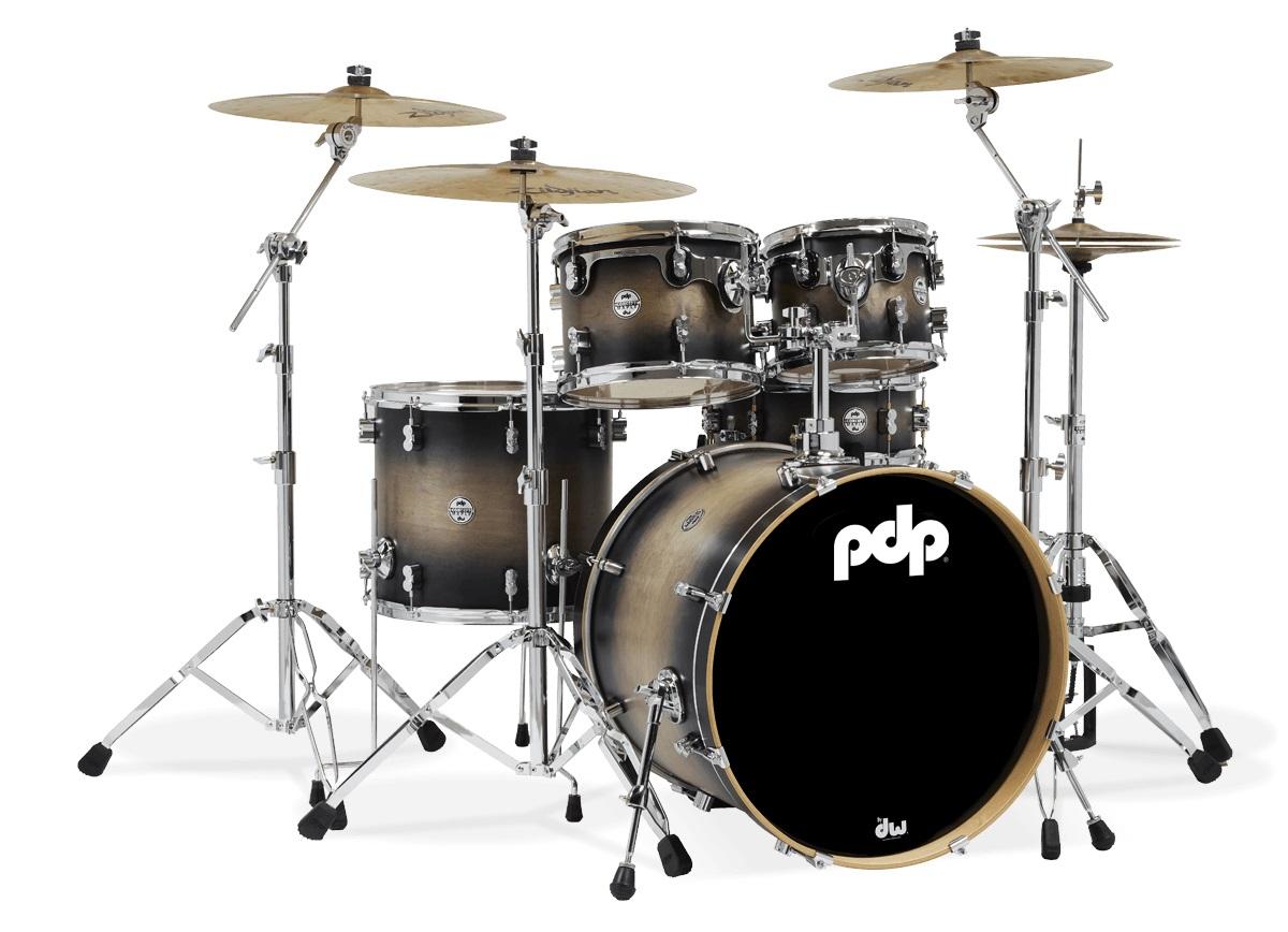 PDP Concept Maple CM5 Satin Charcoal Burst