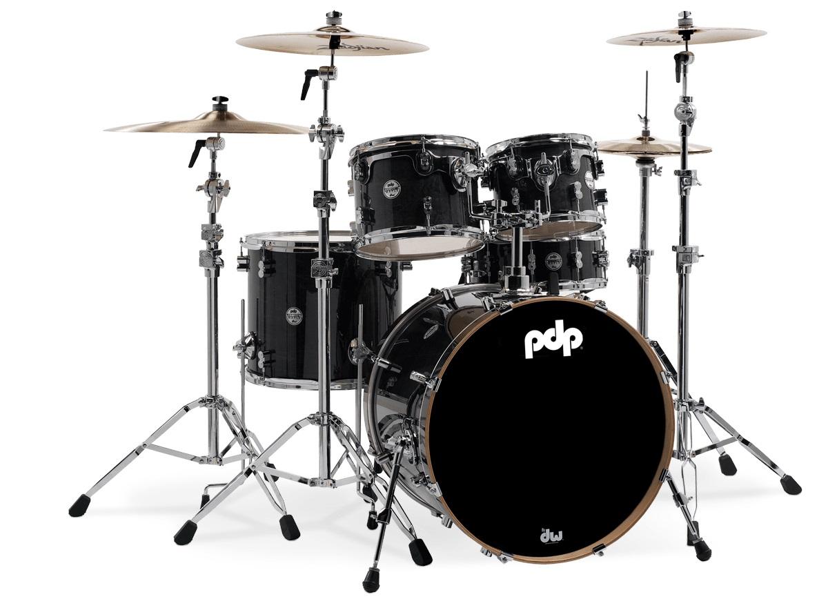 PDP Concept Maple CM5 Ebony Stain