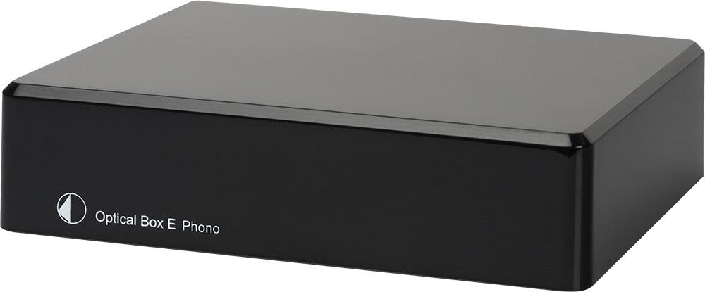 Pro-Ject Optical Box E Phono BK