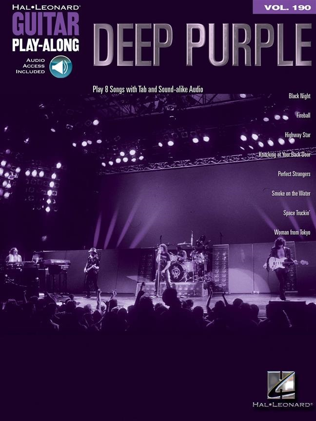 MS Guitar Play-Along: Deep Purple