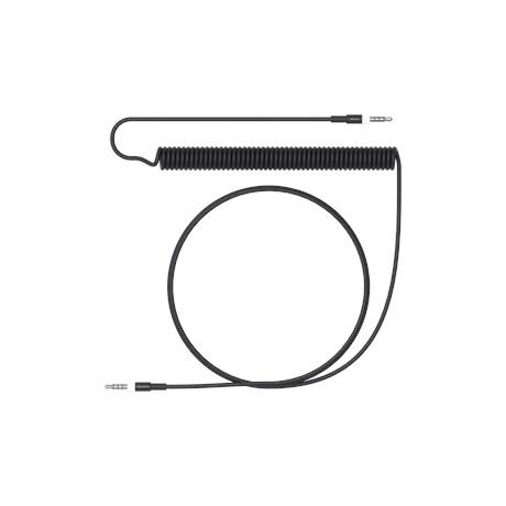 Teenage Engineering 4-pole curly audio cable