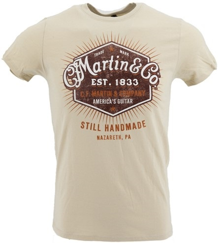 Martin T-Shirt Still Handmade XXXL