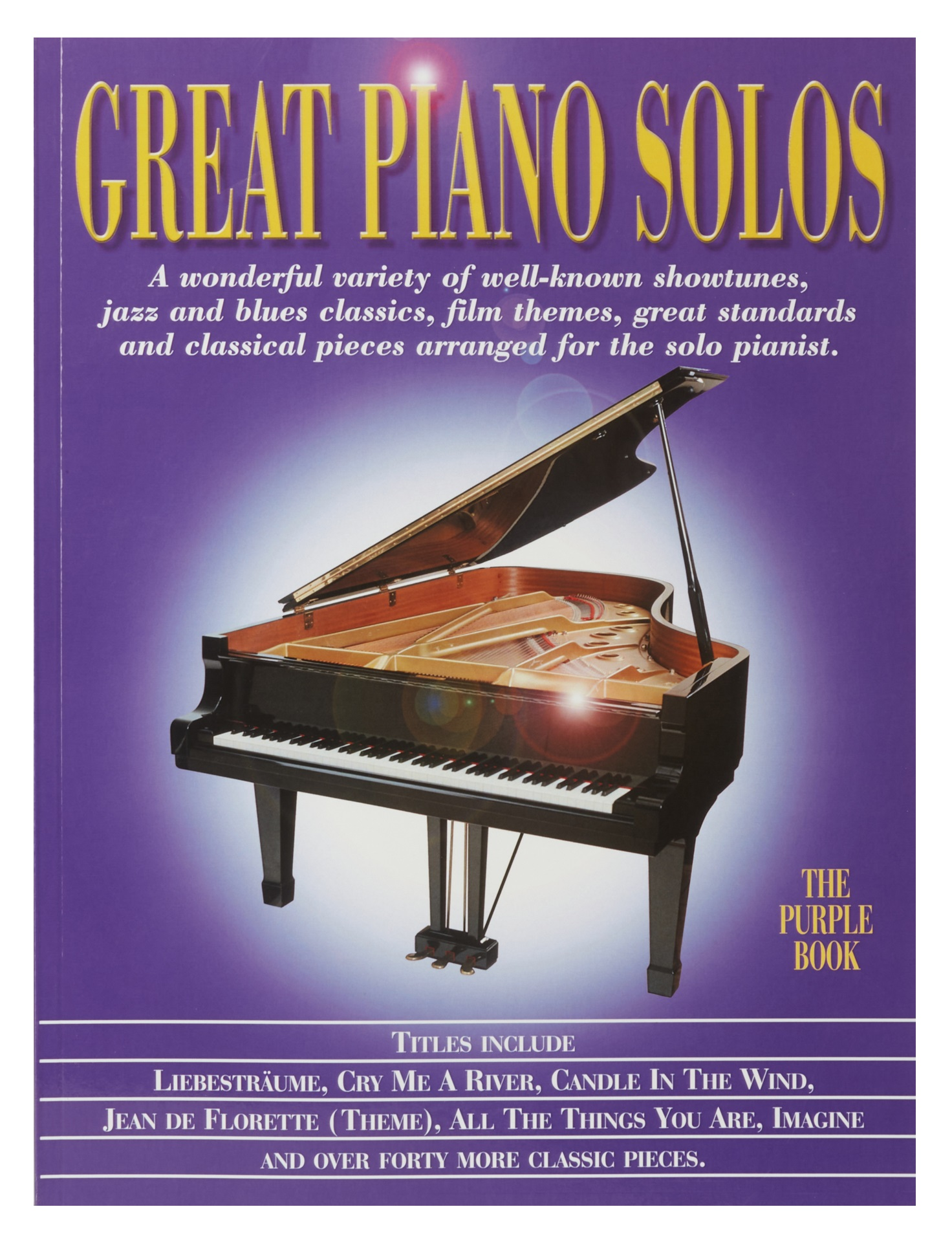 MS Great Piano Solos - The Purple Book (Revised Edition)