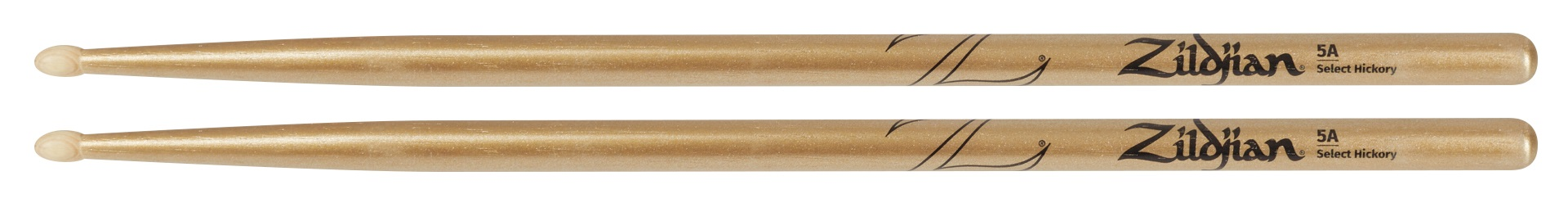 Zildjian 5A Chroma Gold