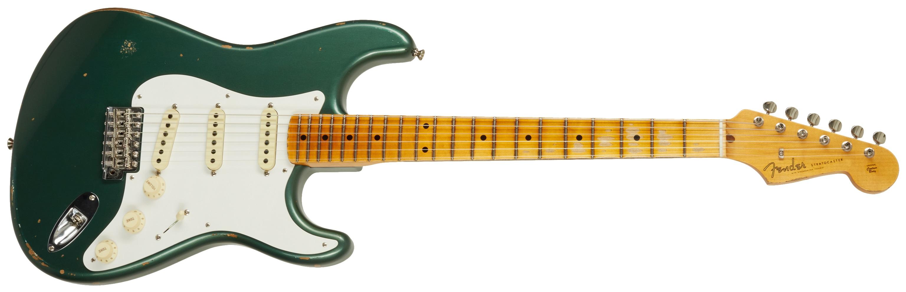 Fender 1956 Stratocaster Relic Closet Classic Custom Built AGM