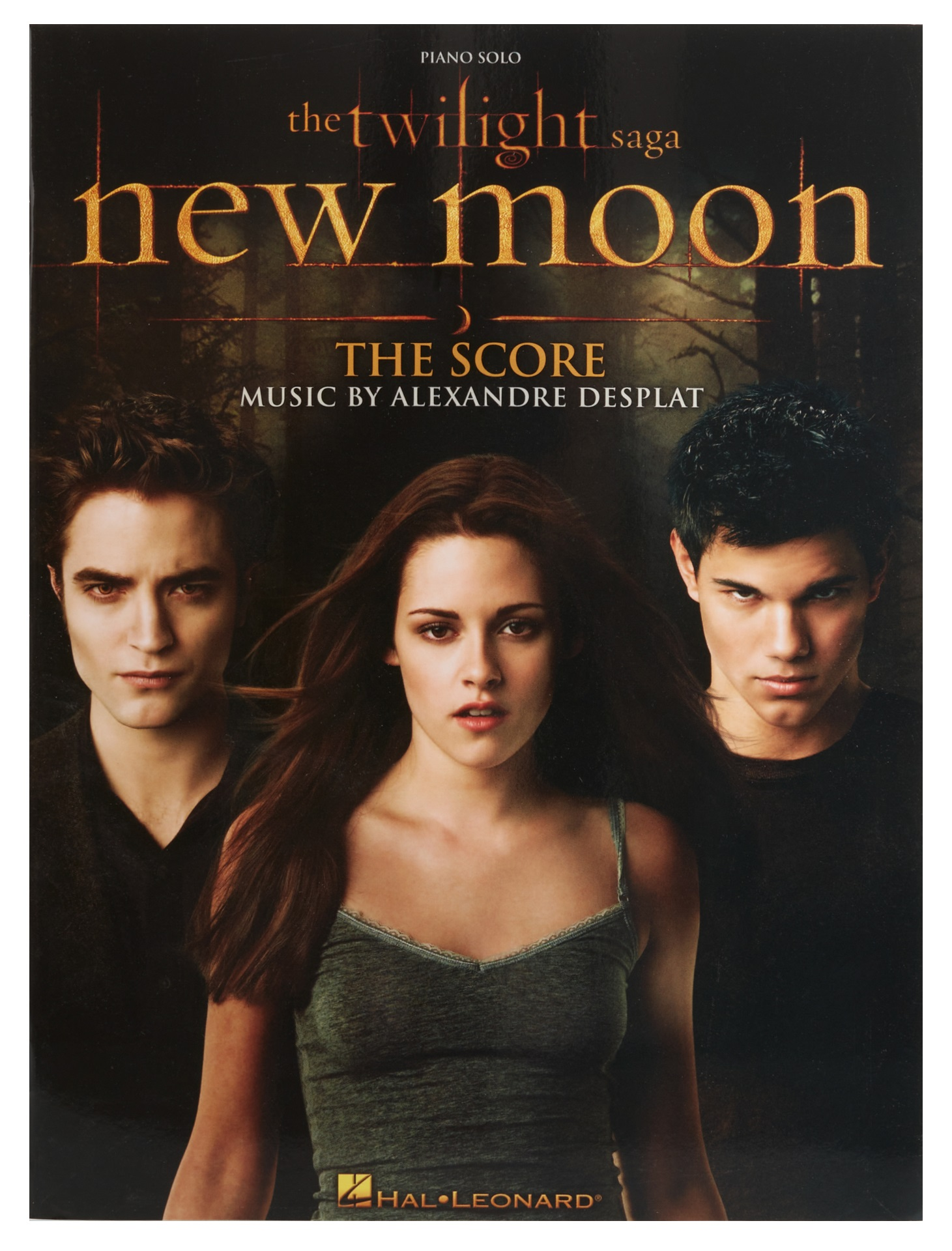 MS The Twilight Saga - New Moon Film Score (Piano Solo)
